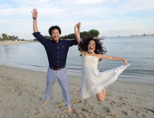Congratulations to Megumi and Niko